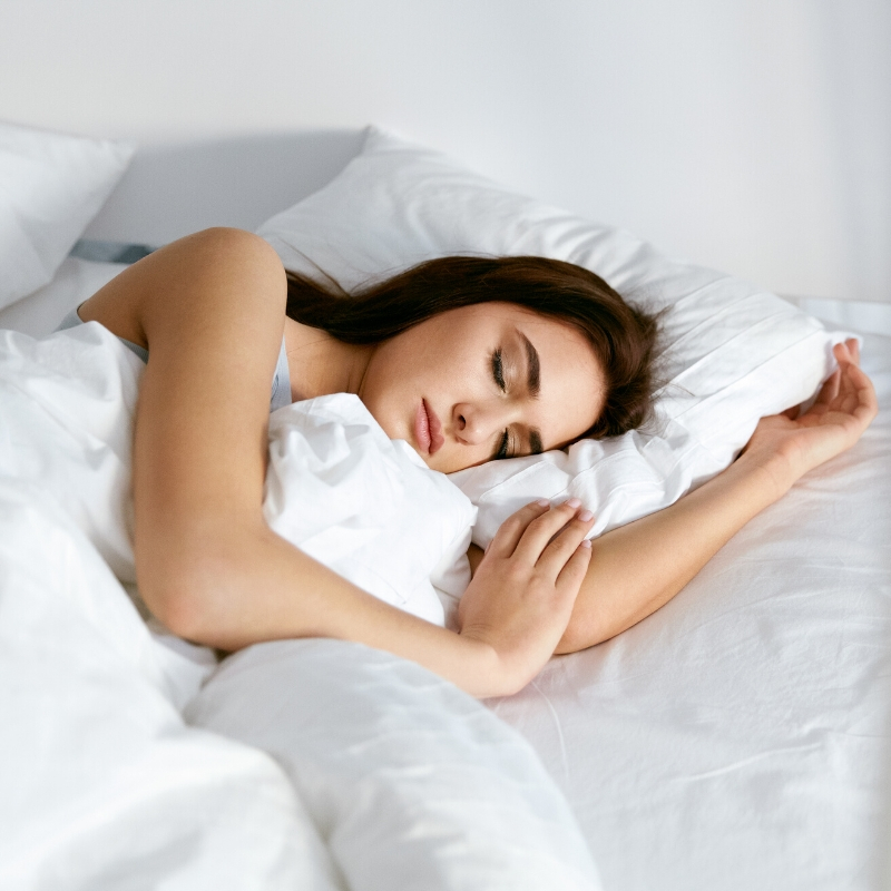 Importance of Sleep for Skin