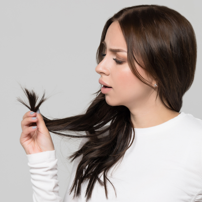 What are some of the hair care tips to get rid of split ends for good?