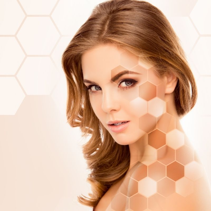 Causes of uneven skin tone
