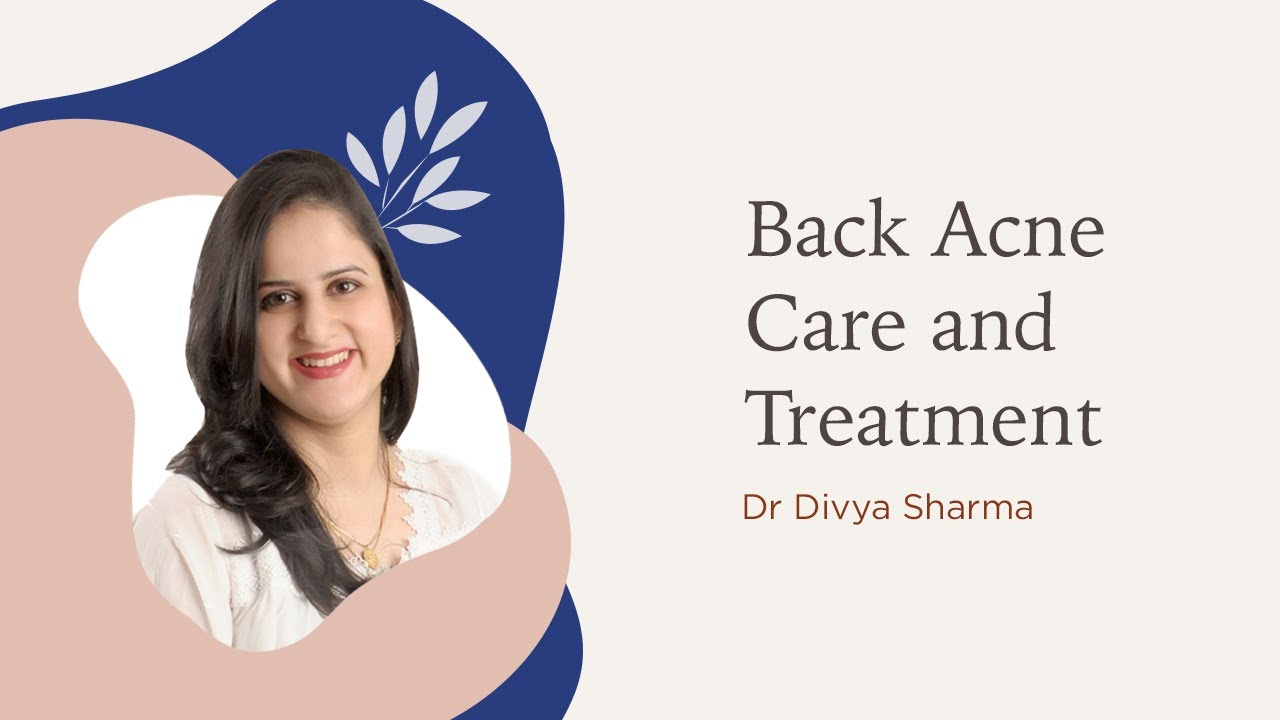 Backacne care