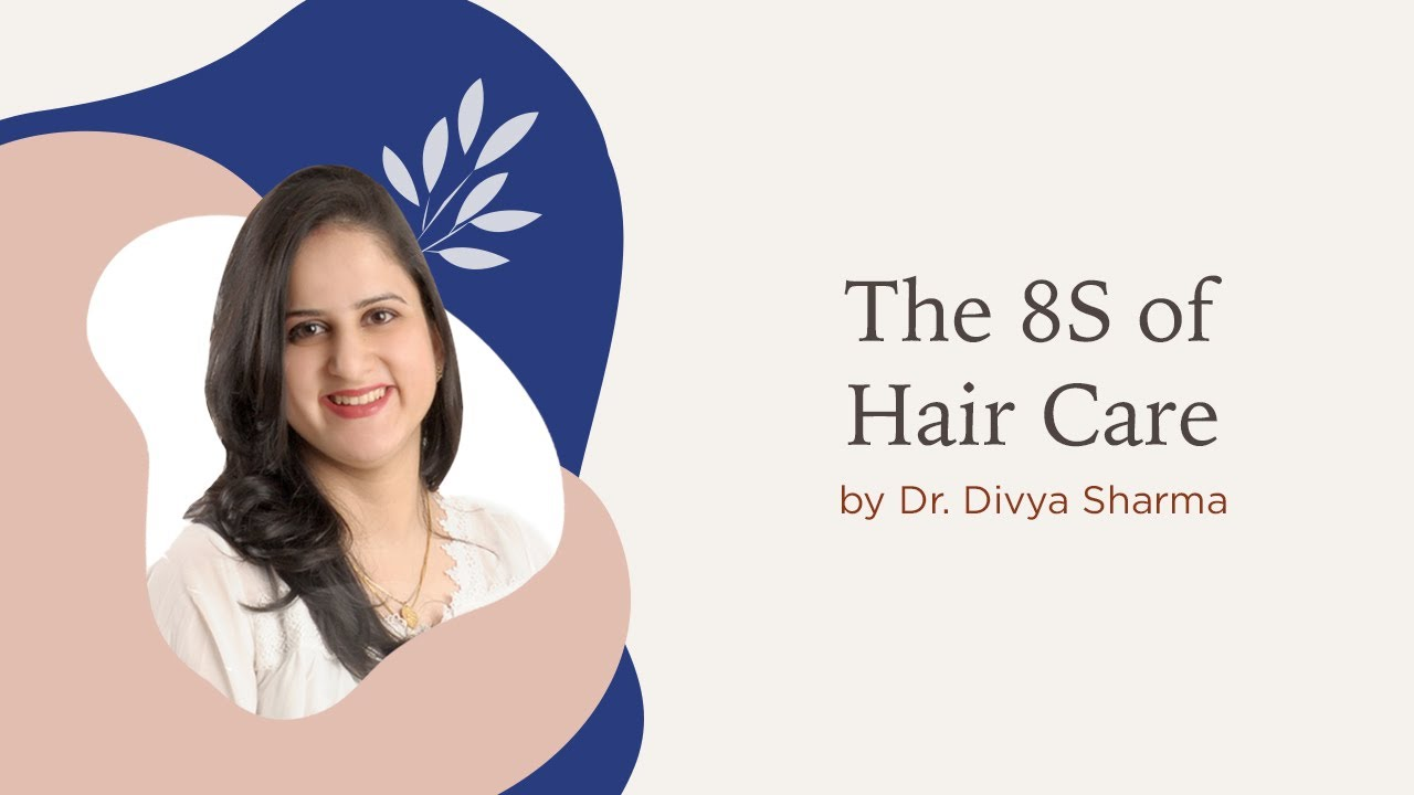 8S of haircare