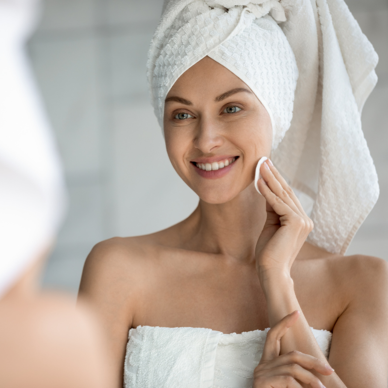 Importance of skincare products layering